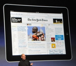 Apple iPad konačno predstavljen – revolucija!