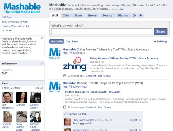 Facebook: Page ili  Grupa?