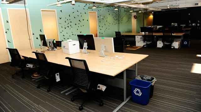 Twitter – Zavirite u nove kancelarije